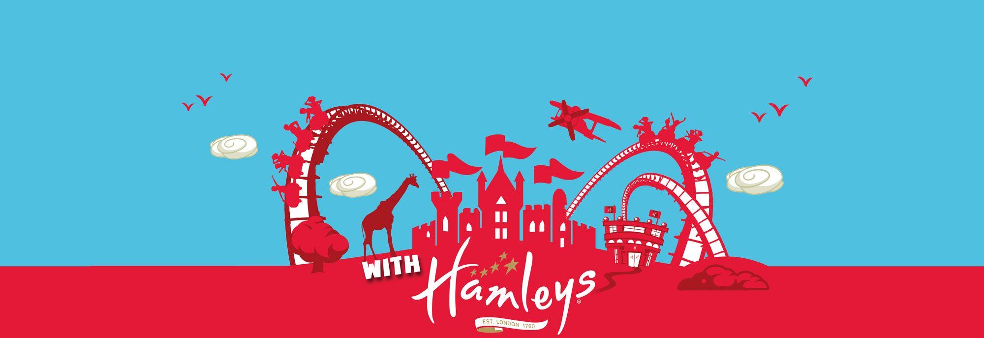 Hamleys skyline